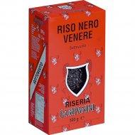 Рис черный среднезерный «Venere black» 500 г.