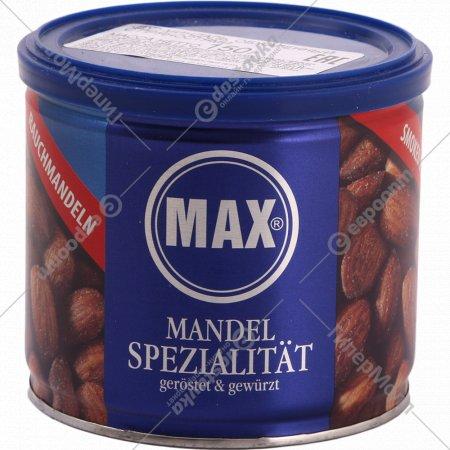 Миндаль обжаренный «Max» с пряностями, 150 г.