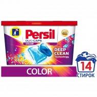 Капсулы для стирки «Persil» Color для цветного белья, 14 шт.
