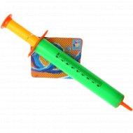 Водный помповый шприц «Аквамания» 33х7 х4 см.