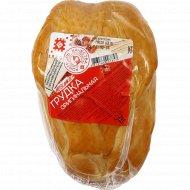 Грудка цыпленка-бройлера «Оригинальная» копчено-вареная, 1 кг., фасовка 0.4-0.6 кг