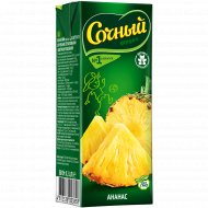 Нектар «Сочный фрукт» ананас, 200 мл