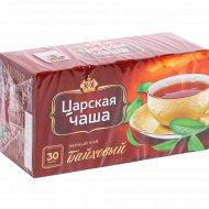 Чай черный «Царская чаша» байховый, 30 пакетиков.