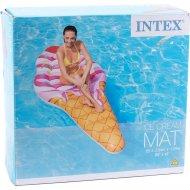 Матрас надувной «Intex» Мороженое, 224x107 см.