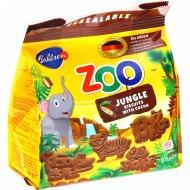 Печенье «ЗОО джунгли» с какао, 100 г.