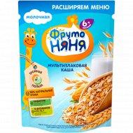 Каша мультизлаковая молочная «ФрутоНяня» 200 г.