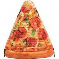 Матрас надувной пластмассовый «Пицца».