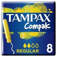 Тампоны женские «Tampax» Compak Regular 8 шт.