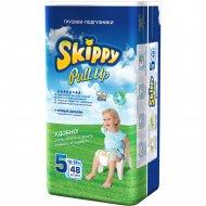Подгузники-трусики «Skippy» размер 5, 12-18 кг, 48 шт.