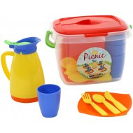 Набор детской посуды «Алиса» для пикника №2.