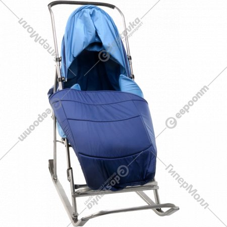 Санки-коляски детские «Имго-6 Люкс».