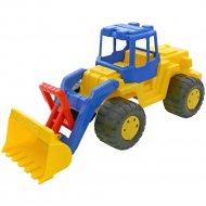 Трактор-погрузчик «Великан».