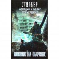 Книга «Пикник на обочине» братья Стругацкие.