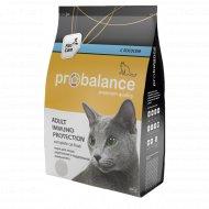 Корм для кошек «ProBalance» лосось, 400 г.