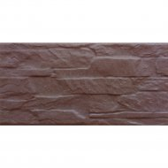 Плитка «Belani» Арагон, коричневый, 250х125 мм