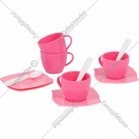 Набор детской посуды «Алиса» на 4 персоны, 12 элементов.