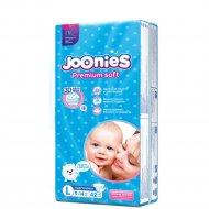Подгузники «Joonies» размер L, 9-14 кг, 42 шт.