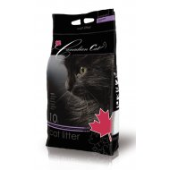Наполнитель для туалета «Canadian Cat» лаванда, 10 л.