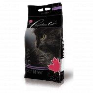 Наполнитель для туалета «Canadian Cat» лаванда, 10 л.