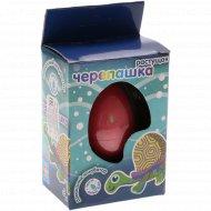 Домашний инкубатор, яйцо с растущей черепашкой «1Toy» 6 см.