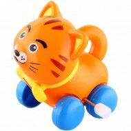 Заводная игрушка «1Toy» кошка.