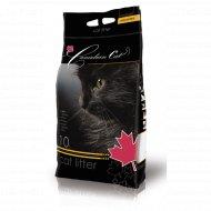 Наполнитель для туалета «Canadian Cat» натуральный, 10 л.