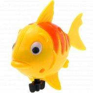 Заводная игрушка «1Toy» рыбка.