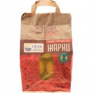 Картофель «Для жарки» сухой, чистый, 3 кг, фасовка 2.9-3 кг
