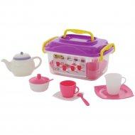Набор детской посуды «Алиса» на 4 персоны, 19 элементов.