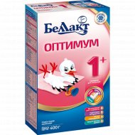 Смесь сухая молочная «Беллакт Оптимум 1+» 400 г.