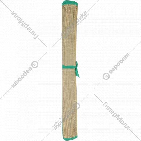 Коврик пляжный плетеный 180 х 60 см.