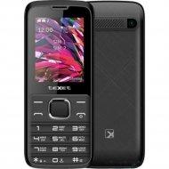 Мобильный телефон «Texet» TM-D430, черный.