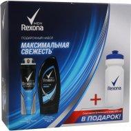 Набор подарочный «Rexona Men» Максимальная вежесть, 150+250мл, 400 мл.