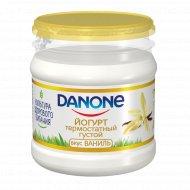 Йогурт термостатный «Danone» 3.3%, ваниль, 160 г.