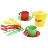 Набор детской посуды «Анюта» на 2 персоны.