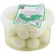 Яйца перепелиные «Фирменные» вареные в маринаде, 200 г