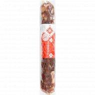 Колбаса сырокопченая «Новинка» высший сорт, 1 кг., фасовка 0.3-0.4 кг