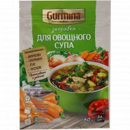 Заправка «Gurmina» для овощного супа, 60 г.