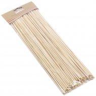 Набор шпажек бамбуковых 25 см, 90 шт.