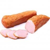 Продукт из свинины «Карбонад Домашний» копчено-вареный, 1 кг., фасовка 0.3-0.4 кг