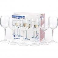 Набор бокалов для вина стеклянных «Allegresse» 300 мл, 6 шт.