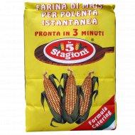Мука кукурузная «5 Stagioni Istantanea» для поленты, 1 кг.