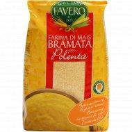 Мука кукурузная «Fareva Bramata» желтая, 1 кг.