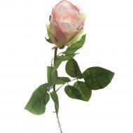 Роза «Розовая» 40 см, 1 шт