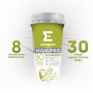 Напиток кисломолочный «Exponenta» High-pro яблоко-сельдерей, 250 г.