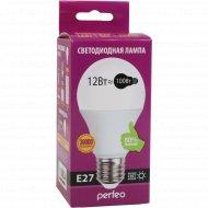 Светодиодная лампа «Perfeo» PF-A60 12W 4000K E27.
