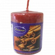 Свеча ароматизированная «Специи» 5х4 см.