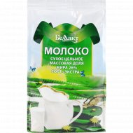 Молоко сухое «Беллакт» цельное, 26%, 400 г.