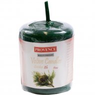 Свеча «Хвоя» ароматизированная, 5x4 см.