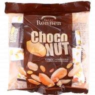 Конфеты глазированные «Choconut» нуга с карамелью и орехами, 200 г.